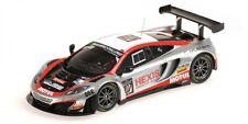 McLaren MP4-12c Gt3 Hexis Racing Cazenave Panis Debard Ledogar 24h Spa 2013 1:43
