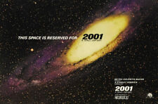 2001: A space odyssey Stanley Kubrick movie poster #23