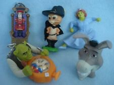 lot SHREK n°84 : 5 figurines fast-food