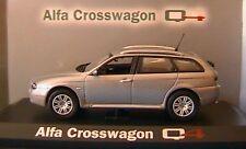 ALFA ROMEO CROSSWAGON Q4 GRIS STROMBOLI 2004 NOREV 1/43