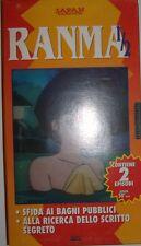 VHS - HOBBY & WORK/ RANMA 1/2 - VOLUME 24 - EPISODI 2