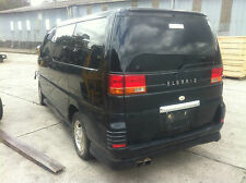 NISSAN ELGRAND PARTS IN SYDNEY WRECKING E50 ELGRAND REAR TAIL GATE GLASS