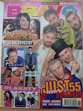 BRAVO 8/1998 in.Kate Winslet,The Moffatts,Tic Tac Two,R'N'G,Natalie Imbruglia