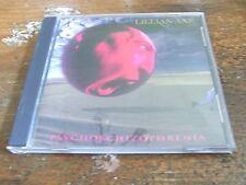 Lillian Axe CD Psychoschizophrenia RARE OOP!!!