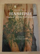 CUTRUFELLO HASHISH EDIT.MODELGRAFICA 1980