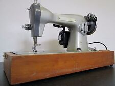 Vintage Seamstress Straight Stitch Heavy Duty Leather Embroidery Sewing Machine
