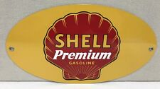 Rare Shell Oil Garage Reproduction Sign