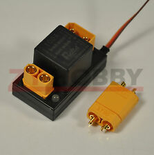 Rcexl 100A brush motor start relay electronic switch For 35CC Above Engine INUSA