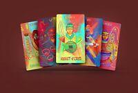 Neon Tarot Deck 78 Cards