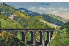 NR 21373 PK Tauernbahn Hundsdorfer Viadukt Badgastein Salzburg