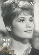 """James Bond In Motion - BG50 """"Gemma Arterton"""" Bond Girls Chase Card"""
