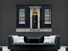 10 DOWNING STREET POSTER LONDON ART PICTURE PRINT LARGE