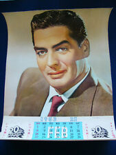 1953 Victor Mature Japan VINTAGE POSTER VERY RARE