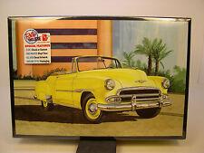 1951 CHEVROLET CONVERTIBLE RETRO DELUXE 1:25 SCALE AMT 2n1 PLASTIC MODEL CAR KIT