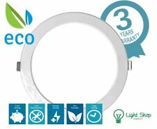 HFL 24w LED Downlight 225mm 4000k – (HDL24/4000k/HAW)