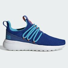 Adidas Lite Racer Adapt 3.0 Youth Boys Small Big Kids Athletic Sneaker Shoe Blue