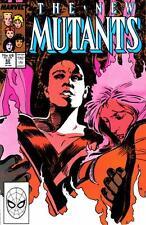 The New Mutants #62 (VF- | 7.5)