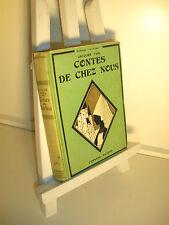 Yvel CONTES DE CHEZ NOUS 1934 - Nathan