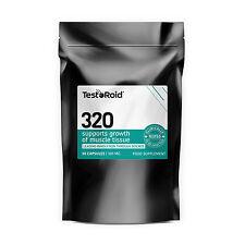 Testoroid 320 potente Anabolizzanti Testosterone Booster & estrogen Blocker