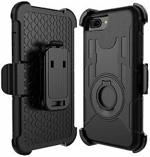 ELV HOLSTER DEFENDER ARMOR Case with kickstand made for Apple iPhone 7 Plus