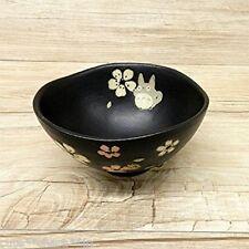 Japan 0007 Studio Ghibli My Neighbor Totoro Mino Ware Rice Bowl Cherry cute
