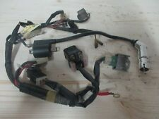 2003 Yamaha TTR90 Ignition Harness, Main Wiring, Coil, Rectifier, 03 TTR 90 MX8