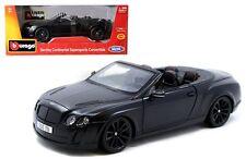 Bburago Diamond Bentley Continental Super Sports Convertible 1/18 Diecast Car
