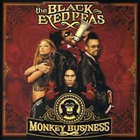 BLACK EYED PEAS - MONKEY BUSINESS CD ~ FERGIE~WILL.I.AM *NEW*