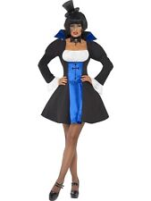 Countess Domini Costume S UK 8/10 HALLOWEEN CLEARANCE Ladies Fancy Dress