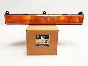 OEM Turn Signal Lens Marker Light FRONT LEFT 1980-89 Fleetwood 1980-84 Deville