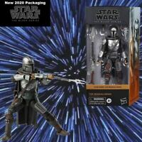 Star Wars Black Series Beskar Armor Mandalorian 6-Inch Action Figure IN STOCK