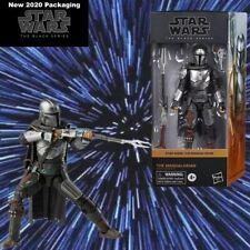 Star Wars Black Series Beskar Armor Mandalorian 6-Inch Action Figure IN STOCK