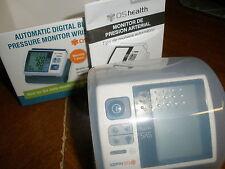 New Os Health Automatic Digital Blood Pressure Monitor Wrist Type Model Q200