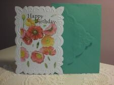Carol's Rose Garden - Happy Birthday - Beautiful Flowers on the cover