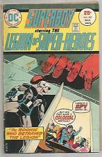 Superboy #207 (March-April 1975) D.C. Comics Mid Grade