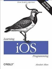 Learning IOS Programming : From Xcode to App Store by Alasdair Allan (2013,...