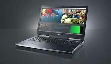 Dell Precision 17 M7710 / i7 / 32GB / 512GB SSD / Nvidia M3000M 4GB video / NEW