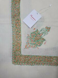 Yemeni Arab Shawl Embroidery Shemagh headscarf muslim gents sufi mens scarf gift