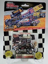 1993 TERRY MCCARL #27 RACING CHAMPIONS OUTLAW SPRINT CAR 1:64