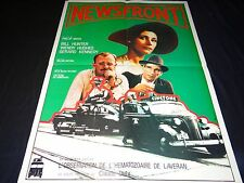NEWSFRONT   affiche cinema  cars automobiles taxi