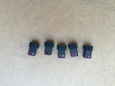 5 X Bose Black Ac-2 JEWEL Cube Speaker Wire Adapters Lifestyle 35 48 V30 V35