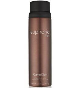 3 Pack Calvin Klein Euphoria All Over Body Spray 5.4 oz