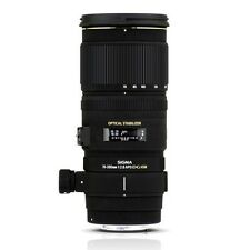 New Sigma 70-200mm f2.8 EX DG OS HSM (Nikon)