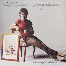 CLIFF RICHARD Now You See Me... Now You Don't FR Press EMI 2C 070-07.652 1982 LP