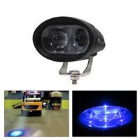 20W LED Forklift Truck Safety Light Warehouse Blue Warning Work Lamp 12-80V