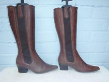 Marks and Spencer Knee High Boots Pull On Shoes for Women