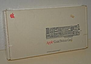 Apple M0261 Coax/Twinax NUBUS Interface Card for Macintosh -- SEALED NEW
