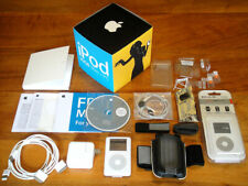 20 Gb 4th Generation Apple iPod Classic with Click Wheel + Accessories