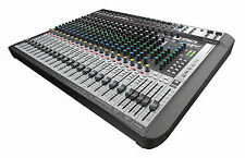 Soundcraft Signature 22 MTK Analogue Mixing Console USB Multitrack DBX Lexicon