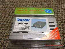 Bescor Model 5641 Video RF Adaptor New Old Stock